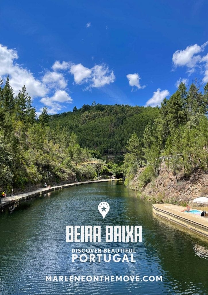 A region marked by hiking trails and fluvial beaches, Beira Baixa offers everything you need to have an adventurous weekend in central Portugal.