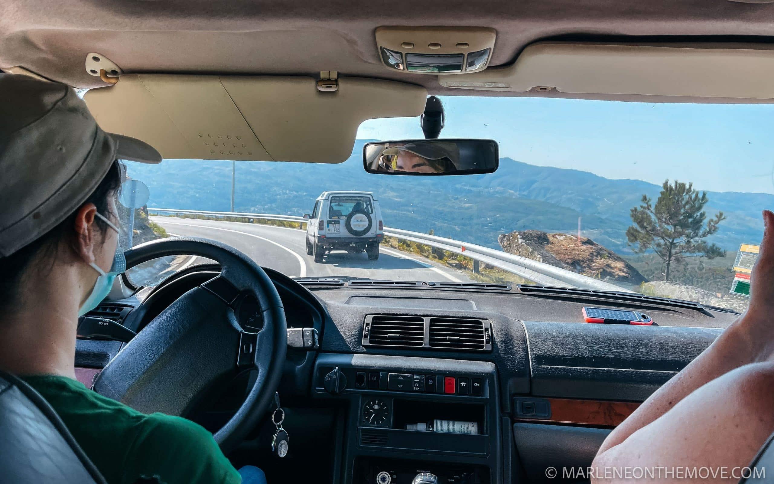 Tour de jipe pela Serra da Peneda
