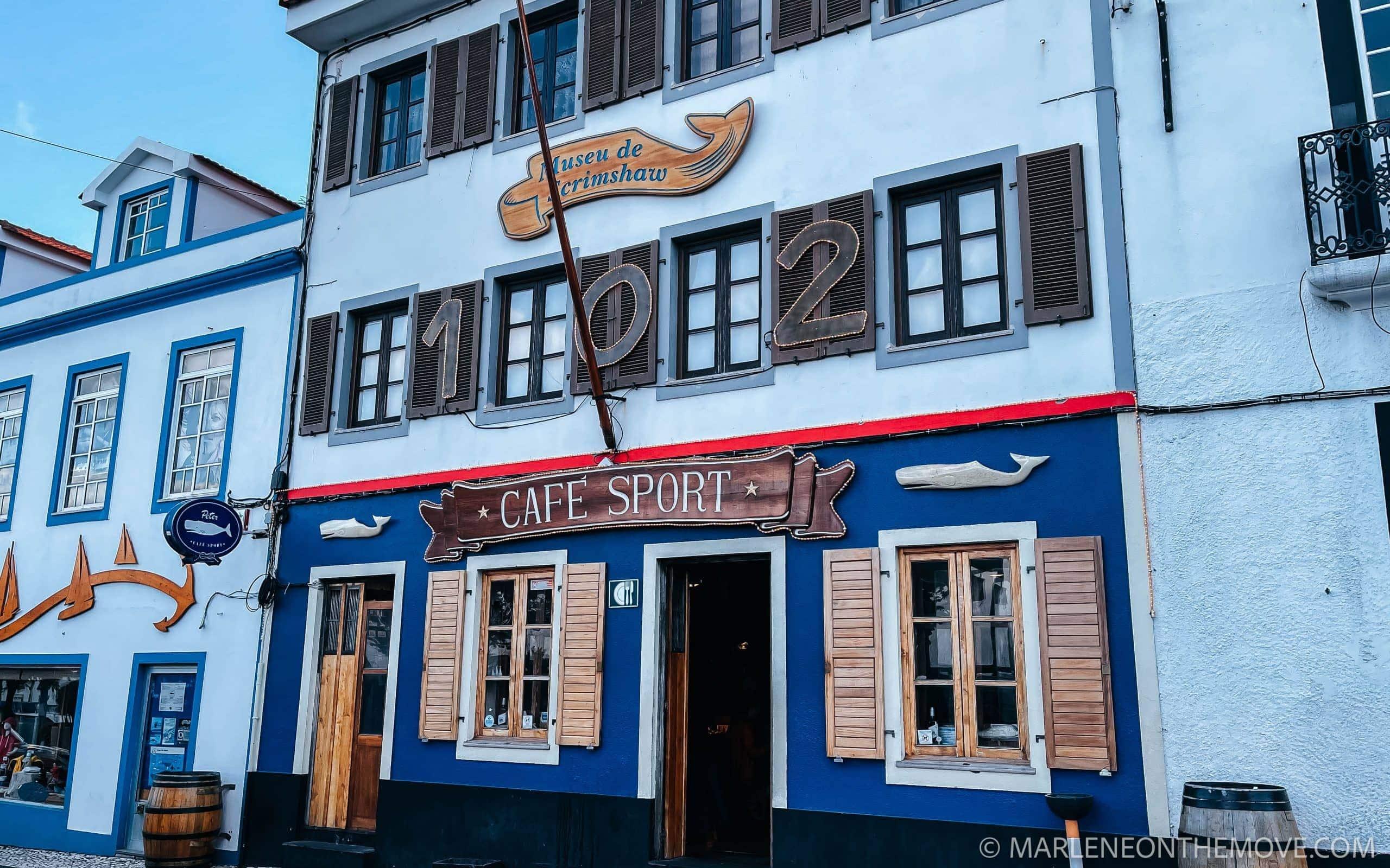 Peter's Cafe Sport Faial Azores