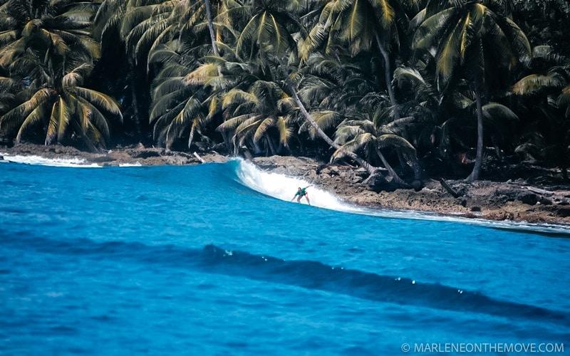 Burger world Mentawai surf