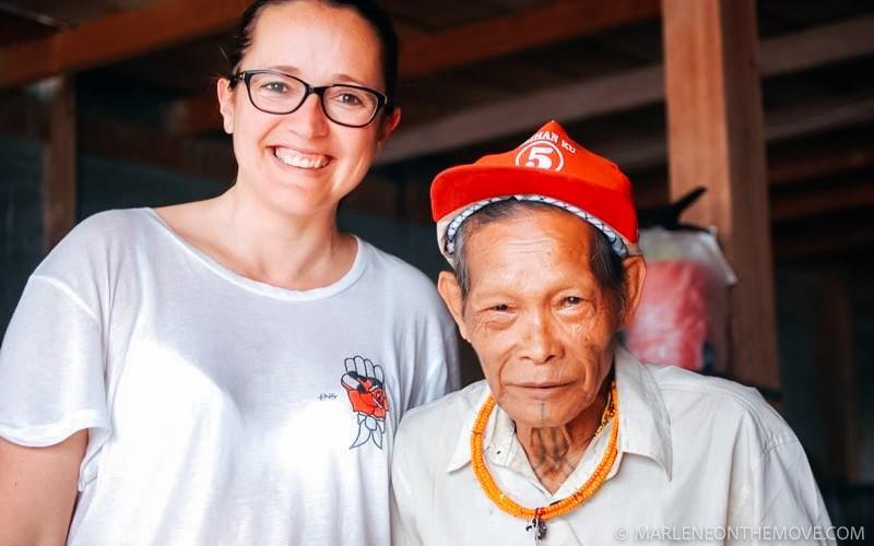 Marlene On The Move povo mentawai people