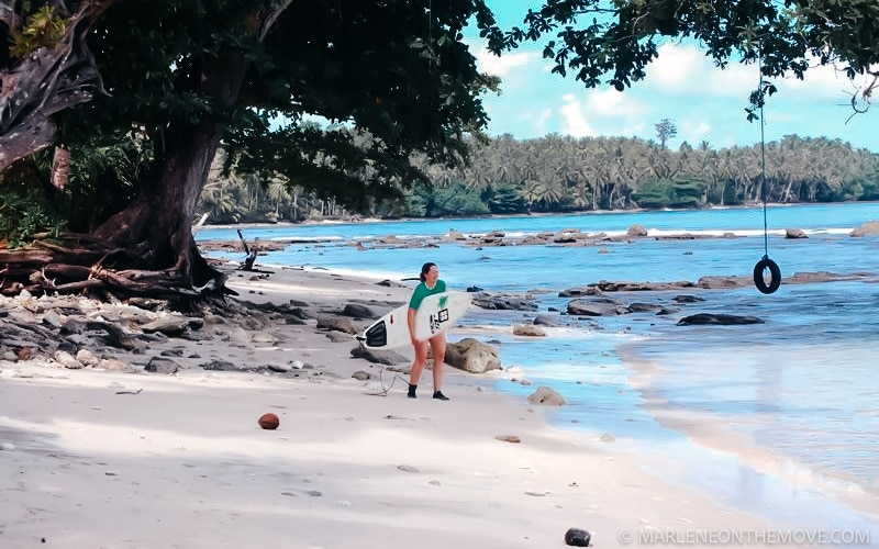 surf nas Mentawai Pitstops