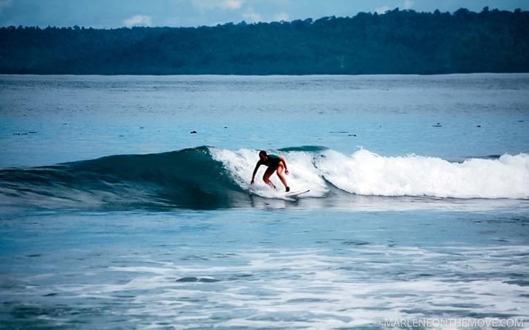 Pitstops wave Mentawai